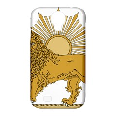 National Emblem Of Iran, Provisional Government Of Iran, 1979 1980 Samsung Galaxy S4 Classic Hardshell Case (PC+Silicone)