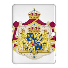 Greater Coat Of Arms Of Sweden  Samsung Galaxy Tab 4 (10 1 ) Hardshell Case  by abbeyz71