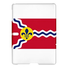 Flag Of St Samsung Galaxy Tab S (10.5 ) Hardshell Case  by abbeyz71