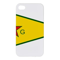 Flag Of The People s Protection Units Apple Iphone 4/4s Hardshell Case by abbeyz71