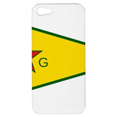 Flag Of The People s Protection Units Apple Iphone 5 Hardshell Case by abbeyz71