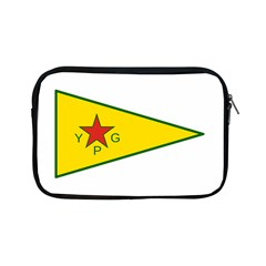 Flag Of The People s Protection Units Apple Ipad Mini Zipper Cases by abbeyz71