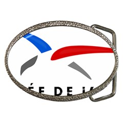 Logo Of The French Air Force  Belt Buckles by abbeyz71