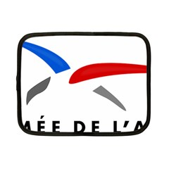 Logo Of The French Air Force  Netbook Case (small)  by abbeyz71