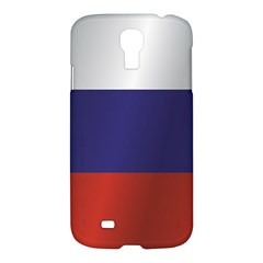 Flag Of Russia Samsung Galaxy S4 I9500/I9505 Hardshell Case