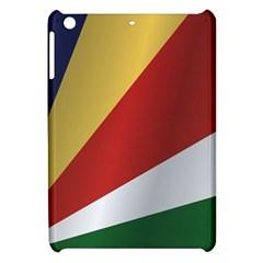 Flag Of Seychelles Apple iPad Mini Hardshell Case by artpics