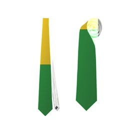 Flag Of Mauritius Neckties (Two Side)  by artpics