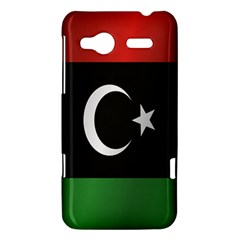 Flag Of Libya HTC Radar Hardshell Case  by artpics