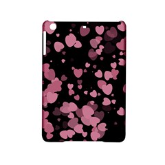 Pink Love Ipad Mini 2 Hardshell Cases by TRENDYcouture