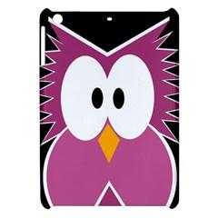 Pink owl Apple iPad Mini Hardshell Case