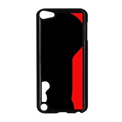 Man Apple Ipod Touch 5 Case (black) by Valentinaart