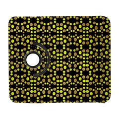 Dots Pattern Yellow Samsung Galaxy S  Iii Flip 360 Case by BrightVibesDesign