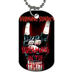 barts baby - Dog Tag (Two Sides)