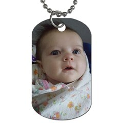 Barts Baby By Shaunda   Dog Tag (two Sides)   6bgo152qwd2j   Www Artscow Com Back
