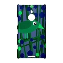 Green and blue bird Nokia Lumia 1520 by Valentinaart