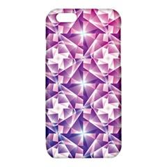 Purple Shatter Geometric Pattern iPhone 6/6S TPU Case by TanyaDraws