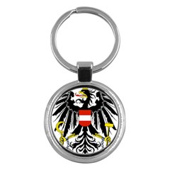 Coat of Arms of Austria Key Chains (Round)  by abbeyz71
