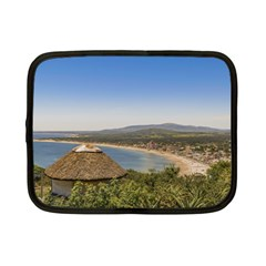 Landscape Aerial View Piriapolis Uruguay Netbook Case (small)  by dflcprints
