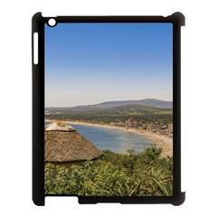 Landscape Aerial View Piriapolis Uruguay Apple Ipad 3/4 Case (black) by dflcprints