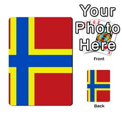 Flag of Orkney Multi-purpose Cards (Rectangle)  by abbeyz71