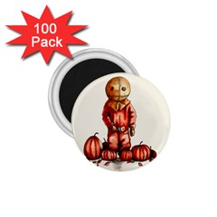 Trick R Treat Sam 1 75  Magnets (100 Pack)  by lvbart