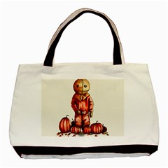 Trick R Treat Sam Basic Tote Bag by lvbart