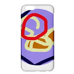 Abstract Circle Apple Iphone 6 Plus/6s Plus Hardshell Case by Valentinaart