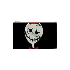 Halloween monster Cosmetic Bag (Small)