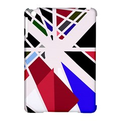 Decorative Flag Design Apple Ipad Mini Hardshell Case (compatible With Smart Cover) by Valentinaart