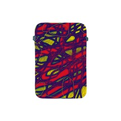 Abstract High Art Apple Ipad Mini Protective Soft Cases by Valentinaart