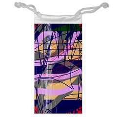 Abstract High Art By Moma Jewelry Bags by Valentinaart