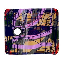 Abstract High Art By Moma Samsung Galaxy S  Iii Flip 360 Case by Valentinaart