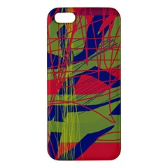 High Art By Moma Iphone 5s/ Se Premium Hardshell Case by Valentinaart