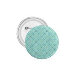 Light Blue Lattice Pattern 1.75  Buttons