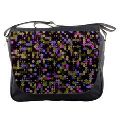 Dots                                                                                             messenger Bag by LalyLauraFLM