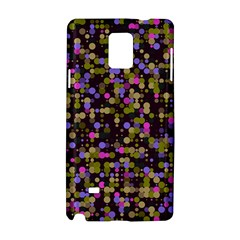 Dots                                                                                            			samsung Galaxy Note 4 Hardshell Case by LalyLauraFLM