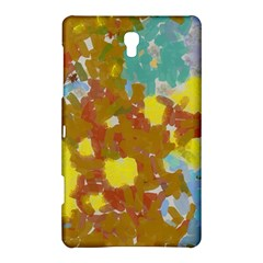 Paint Strokes                                                                                              			samsung Galaxy Tab S (8 4 ) Hardshell Case by LalyLauraFLM