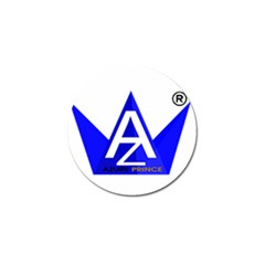 Azure Prince Golf Ball Marker by azureprinceinc