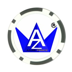 Azure Prince Poker Chip Card Guards (10 pack)  by azureprinceinc