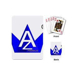 Azure Prince Playing Cards (mini)  by azureprinceinc