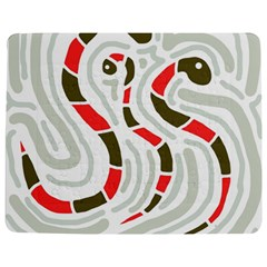 Snakes Family Jigsaw Puzzle Photo Stand (rectangular) by Valentinaart