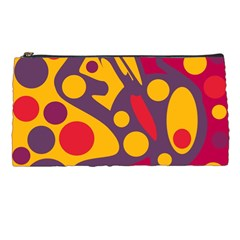 Colorful Chaos Pencil Cases by Valentinaart