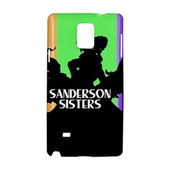 Sanderson Sisters  Samsung Galaxy Note 4 Hardshell Case by lvbart