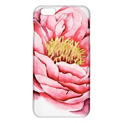 Large Flower Floral Pink Girly Graphic Iphone 6 Plus/6s Plus Tpu Case by CraftyLittleNodes