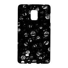 Black And Gray Soul Galaxy Note Edge by Valentinaart