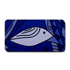 Blue Bird Medium Bar Mats by Valentinaart