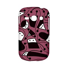 Playful abstraction Samsung Galaxy S6810 Hardshell Case by Valentinaart