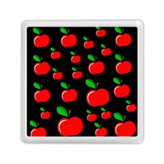Red Apples  Memory Card Reader (square)  by Valentinaart