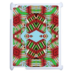 Ocean Love Apple Ipad 2 Case (white) by MRTACPANS