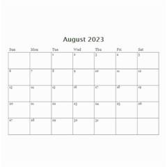 Pawsitive Beginnings Calendar By Lamerle   Wall Calendar 8 5  X 6    5jsws41glpzd   Www Artscow Com Aug 2017